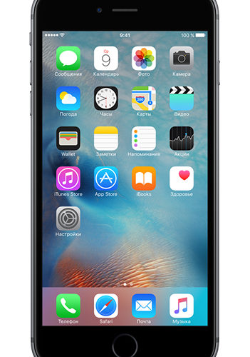 Apple iPhone 6s Plus 16gb Space gray(Уценённый)