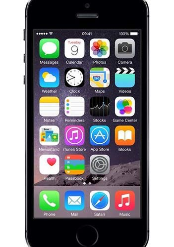 Apple iPhone 5S 16GB Space Gray(Уценённый)