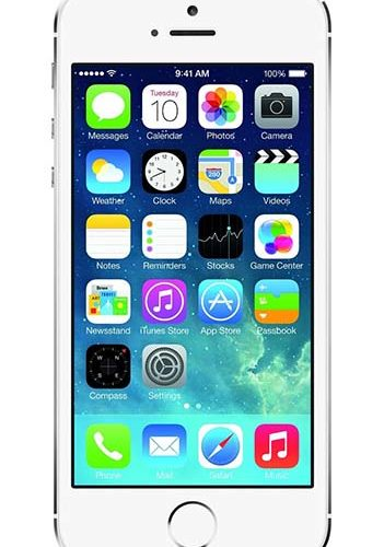 Apple iPhone 5S 16GB Silver (Уценённый)