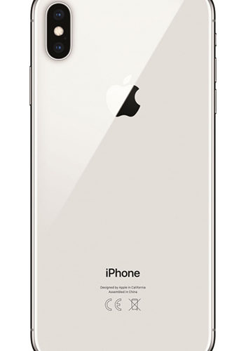 Apple iPhone XS Max 64GB (серебряный)