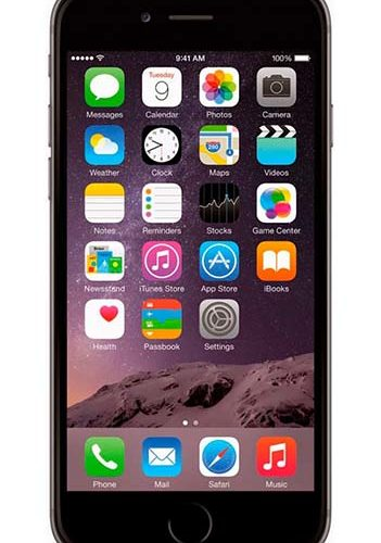 Apple iPhone 6 16GB Space Gray(Уценённый)
