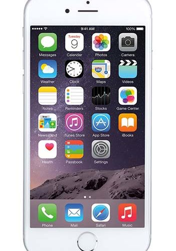 Apple iPhone 6 16GB Silver(Уценённый)
