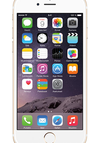 Apple iPhone 6 16Gb Gold(Уценённый)
