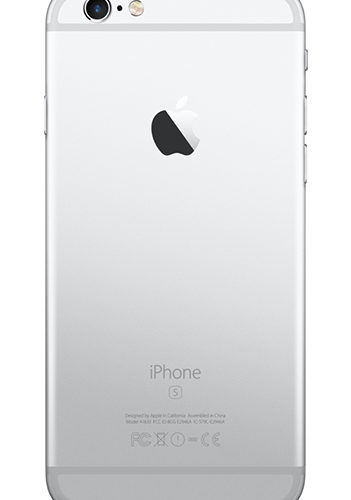 Apple iPhone 6s 16gb Silver(Уценённый)