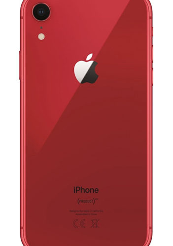 Apple iPhone XR 64GB (красный)